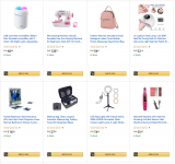Amazon Save 80% on select JINGJ products