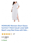 Amazon Save 50% on select MONNURO products