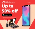 Alibaba Up to 50% off